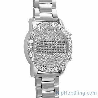 Customize Your Style With A Custom Bling Bling Watch From Hip Hop Bling