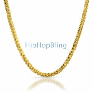 Gold Plated Franco Chain