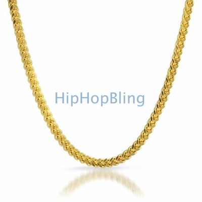 Bling Bling Hip Hop Chains Will Keep You Looking Fresh