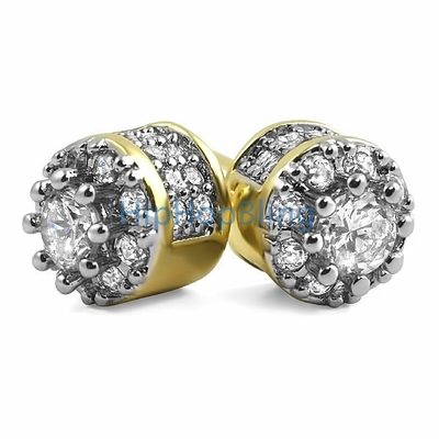 Get Blinged Out And Find The Lowest Prices On Real Diamond Earrings At Hip Hop Bling