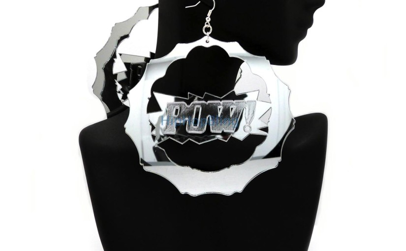 Cover Your Lady In Ice With Gorgeous Bling Bling Earrings From Hip Hop Bling