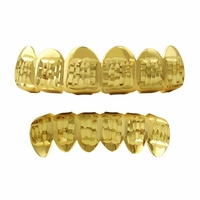 Find Fresh Diamond Cut Grillz At Hip Hop Bling