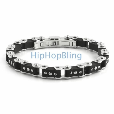 Dangle Some Bright Bling Bling On Your Wrists With Fresh Iced Out Hip Hop Bracelets