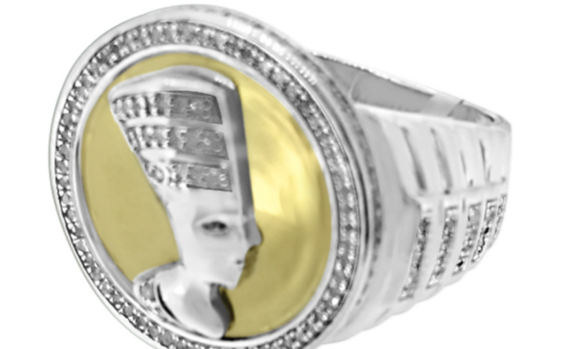 Hip Hop Bling Has The Coolest African Queen Jewelry On The Market