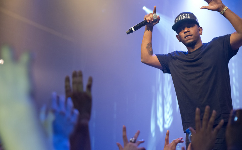 Kendrick Lamar Credits Eminem For His Lyricism