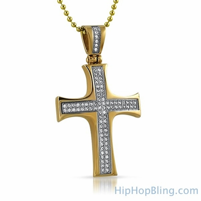 Hip Hop Bling Will Help You Save On Bling Bling Cross Gifts This Holiday Season