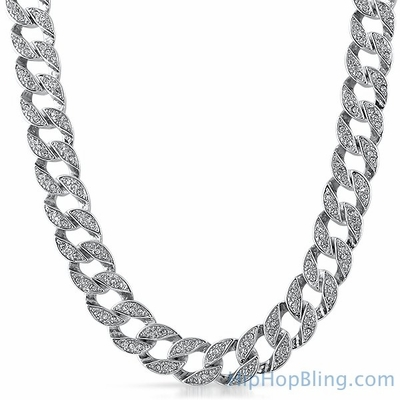 Find The Best Iced Out Chains For Less When You Order From Hip Hop Bling