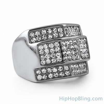 Save On Fresh Iced Out Rings And Premium Hip Hop Jewelry From Hip Hop Bling