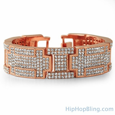 The Best Iced Our Bracelets For Less Come From Hip Hop Bling