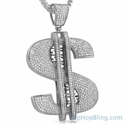 High Quality Hip Hop Pendants Come From Hip Hop Bling