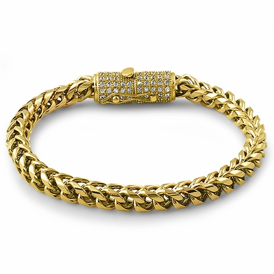 Look Like A King With Bling Bling Bracelets From Hip Hop Bling