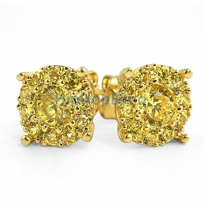 Up Your Style With The Hottest Hip Hop Earrings When You Order From Hip Hop Bling