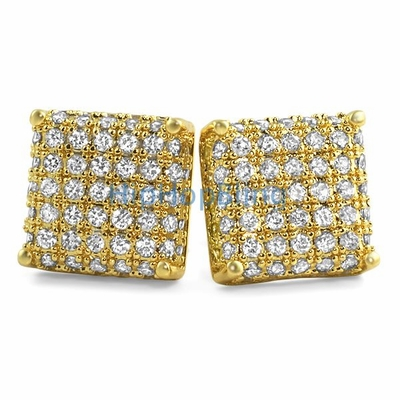 Look Fresh For Less And Save On Bling Bling Earrings From Hip Hop Bling