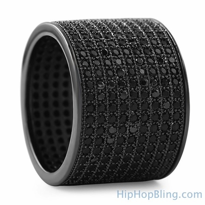 Save On High Quality Iced Out Rings When You Order Online From Hip Hop Bling