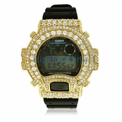 Cover Your Wrists In Diamonds With Iced Out Watches From Hip Hop Bling