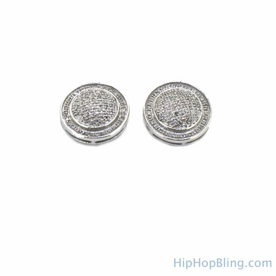 Premium Hip Hop Earrings From Hip Hop Bling Will Help You Shine