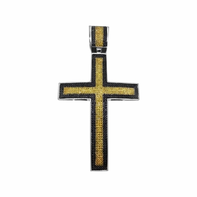 Bling Crosses And Iced Out Pendants From Hip Hop Bling Will Max Your Swagger