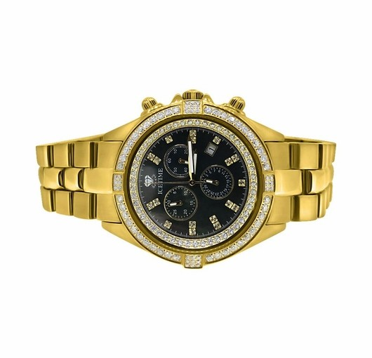Rep Like The Big Names Without A Big Budget With Iced Watches From Hip Hop Bling