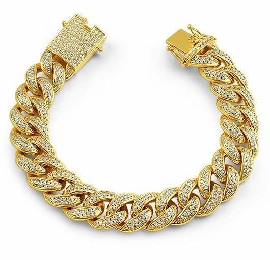 Save On Your Swagger With Premium Iced Bracelets