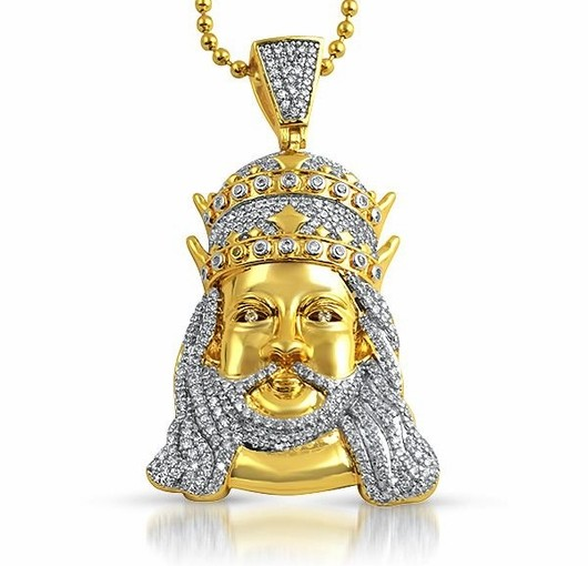 Save On Classic Iced Out Pendant Styles And Grab Your Jesus Piece From Hip Hop Bling