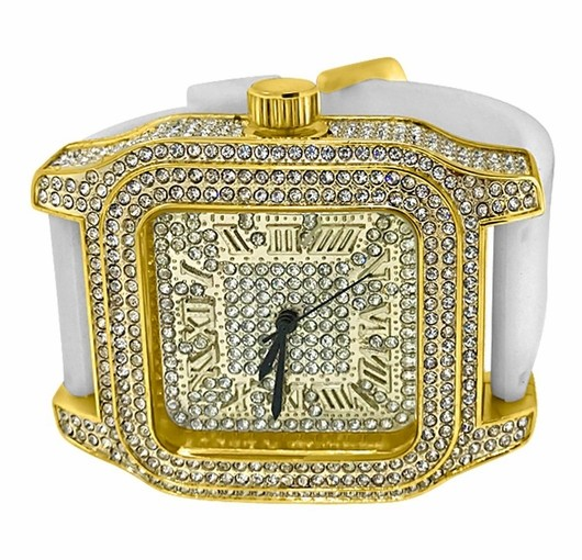 Hip Hop Bling's Iced Out Watches Can Help You Save On Your Swagger