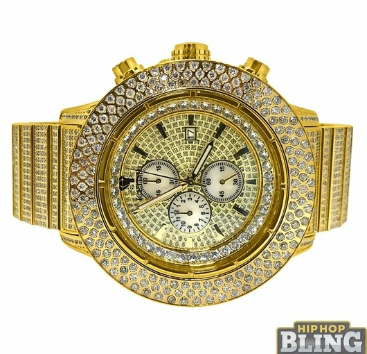 Roll Like Drake Out At The Club With Iced Watches From Hip Hop Bling
