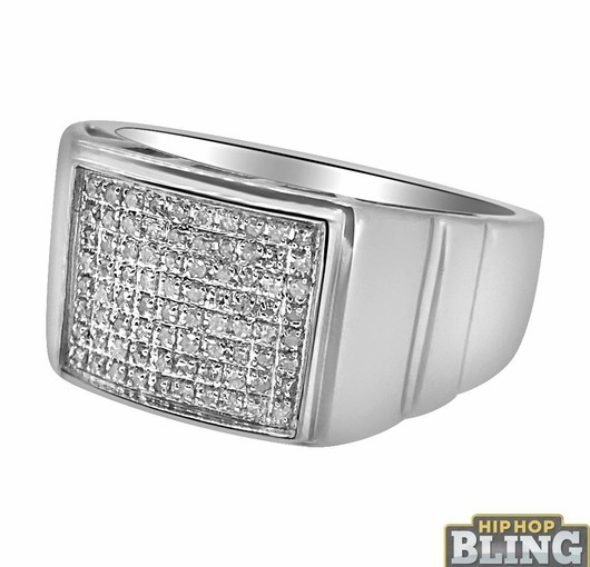 High End Diamond Rings And Hip Hop Rings From Hip Hop Bling Will Help You Flash