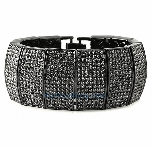 Big Money Iced Out Bracelets From Hip Hop Bling Will Have All Eyes On You