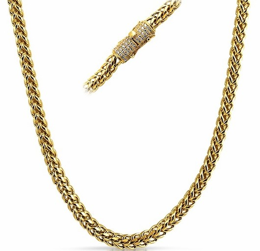 High End Hip Hop Chains From Hip Hop Bling Will Have You Rolling Like DJ Khaled