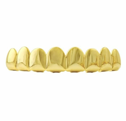 Roll Up In Gold Grillz For A Low Price When You Order From Hip Hop Bling