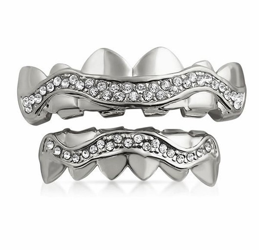 Rep Like The Big Names In Iced Out Grillz For Sale From Hip Hop Bling