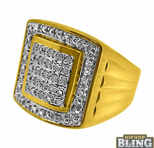 Show Off Your Swagger With The Hottest Hip Hop Rings Online, From Hip Hop Bling