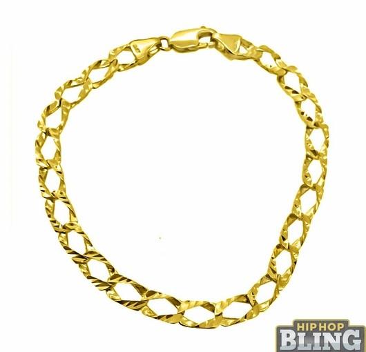 Roll In Premium Bling Bracelets For Less From Hip Hop Bling
