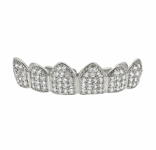 Roll In Classic Diamond Bling Grillz For Less From Hip Hop Bling
