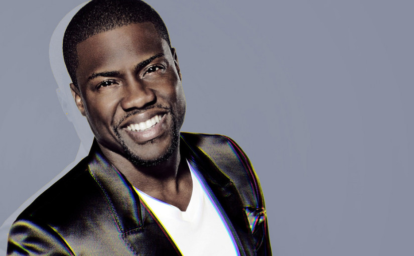 Eyes Up, Kevin Hart Issues A Houston Relief Challenge To Drake, Beyonce & Others