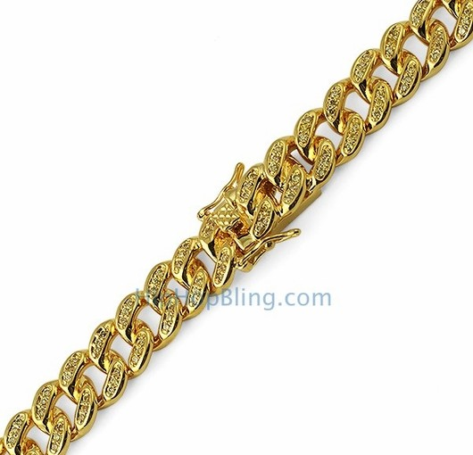 Show Up Like A Straight G With A Big Money Iced Out Bracelet From Hip Hop Bling