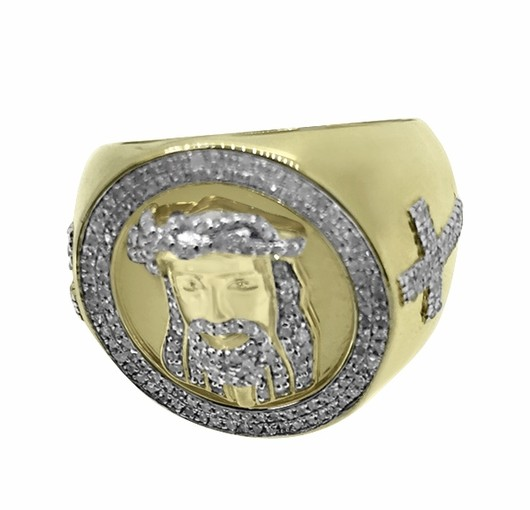 Rep Like Jay Z To The Club In New Iced Out Rings From Hip Hop Bling