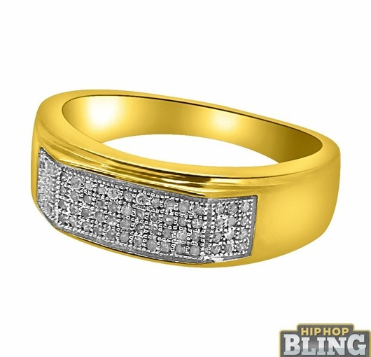 Roll Like Young Thug And Kendrick Lamar In The Hottest Iced Out Rings From Hip Hop Bling