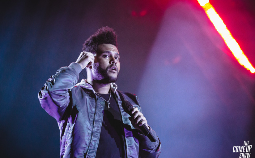 The Weeknd Reps New Fashion With H&M's Fall Jacket Line
