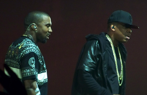 """Jay Pharaoh & Jamie Foxx Impersonate Jay Z And Kanye West On """"Ellen,"""" Among Others"""