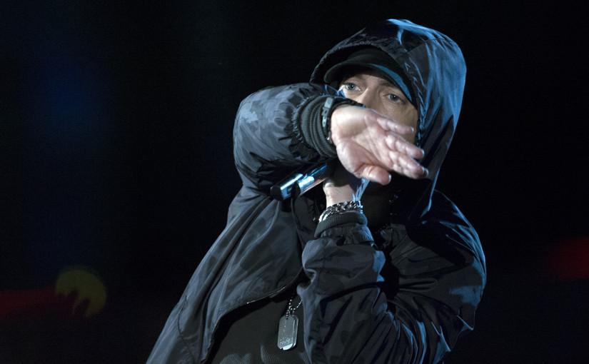 Hip Hop Reacts To Eminem's Massive Rip On Donald Trump