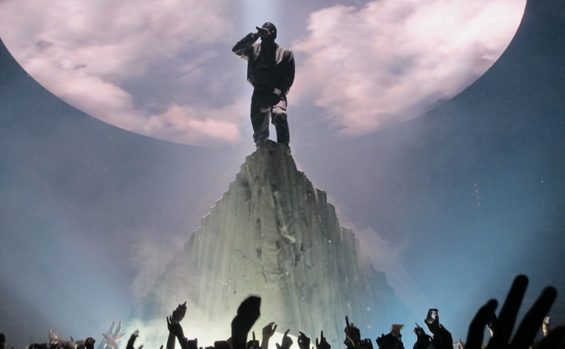 Kanye West To Handle New Production For G.O.O.D. Music Albums