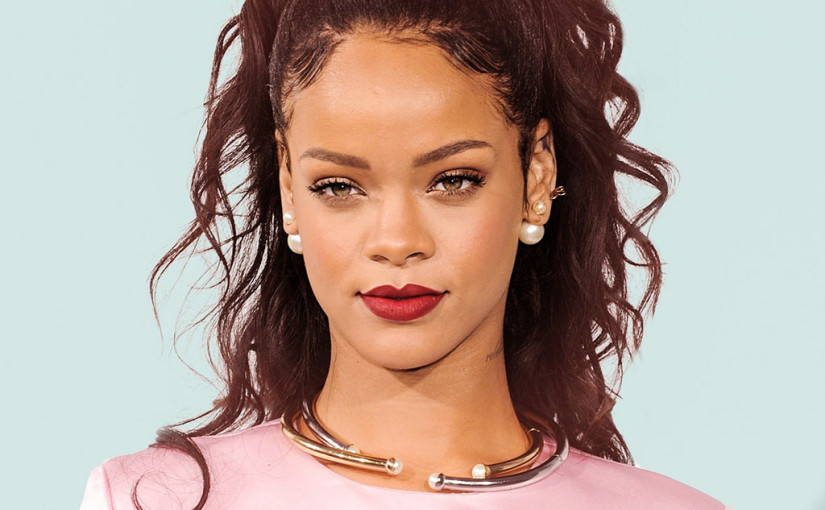 Rihanna Is The New Look Of Vogue Paris, Ending 2017 On Top