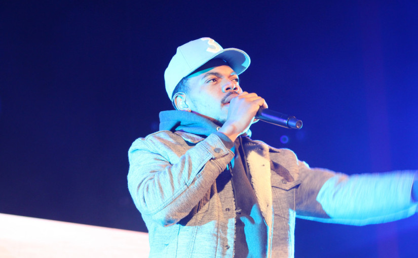 Chance The Rapper Gives An Early Christmas Gift To 300 Chicago Youth