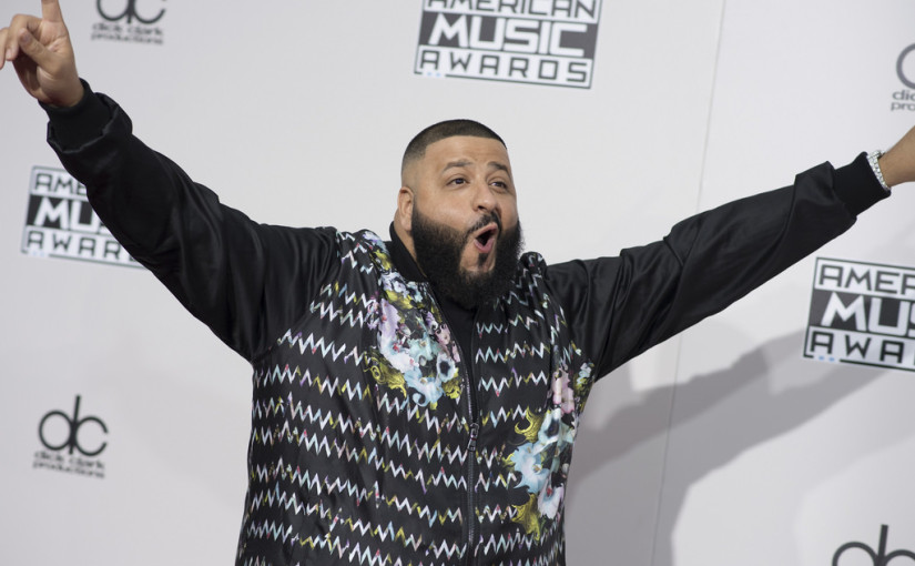 DJ Khaled Photo Credit: Flickr User Disney | ABC Television Group
