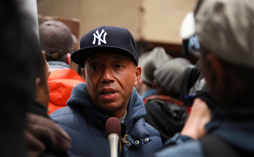Russell Simmons To Discontinue His #NotMe Campaign, Taking A Step Back For Women To Speak