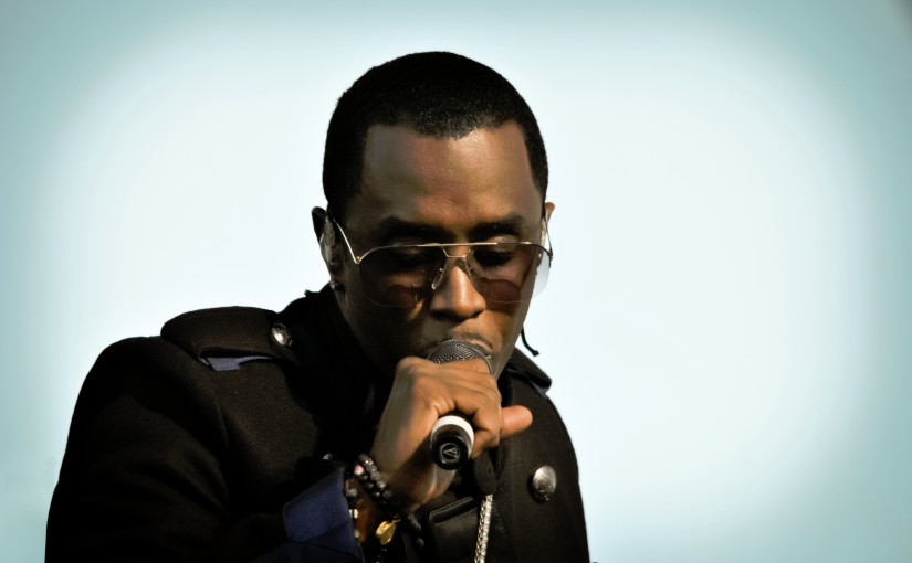 P Diddy Cuts French Montana, Fabolous From Star Studded Photo