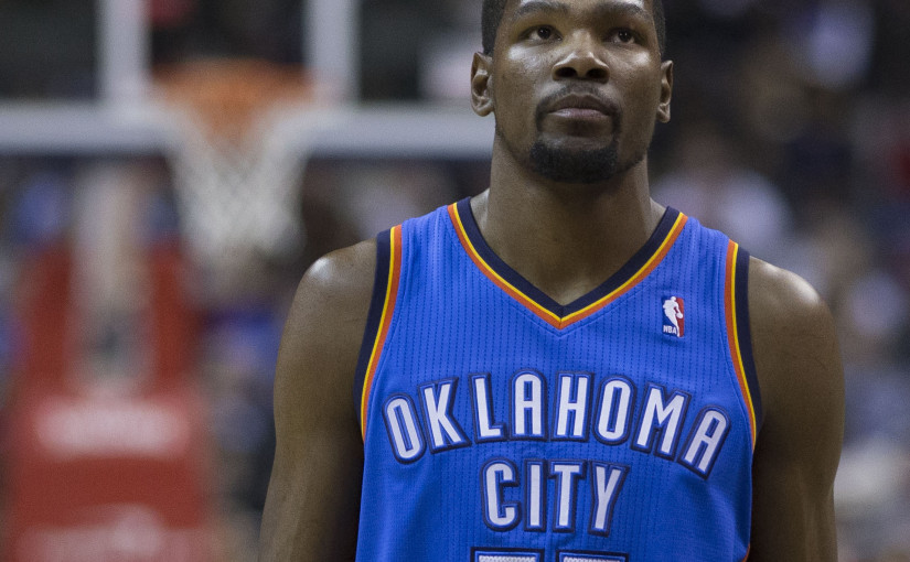 Kevin Durant Drops A Cool $3 Million On The University of Texas